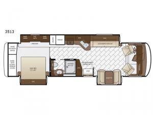 Canyon Star 3513 Floorplan Image