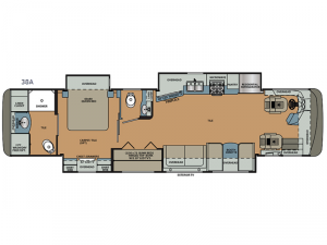 Berkshire 38A 360HP Floorplan Image