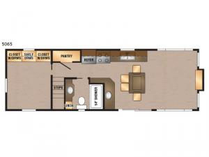 Island Series 5065 Floorplan Image
