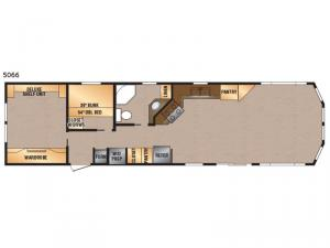 Canadian Series 5066 Floorplan Image