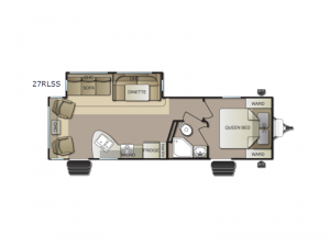 Surf Side 27RLSS Floorplan Image