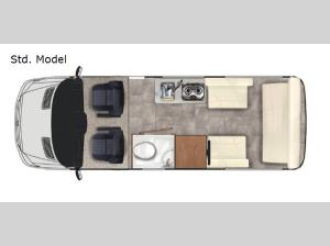 Ascent Std. Model Floorplan Image
