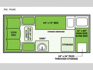 Family Scout Std. Model Floorplan Image
