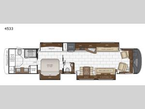 London Aire 4533 Floorplan Image