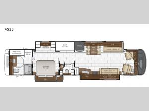 London Aire 4535 Floorplan Image