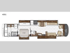 London Aire 4551 Floorplan Image