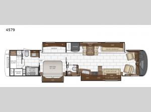 London Aire 4579 Floorplan Image
