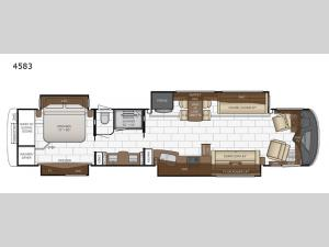 London Aire 4583 Floorplan Image