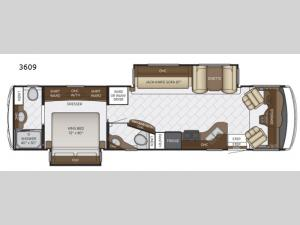 Bay Star 3609 Floorplan Image