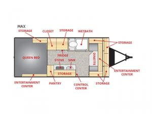 Little Guy MAX Floorplan Image