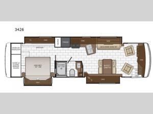 Kountry Star 3426 Floorplan Image