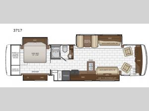 Kountry Star 3717 Floorplan Image