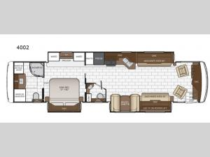 Kountry Star 4002 Floorplan Image