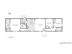Single Section 372 Floorplan Image