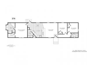 Single Section 376 Floorplan Image