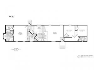Single Section AC 80 Floorplan Image