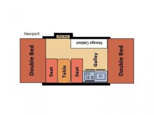 Somerset Newport Std. Model Floorplan Image