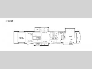 FullHouse MX450 Floorplan Image