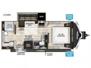 Imagine 2150RB Floorplan Image