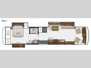 Kountry Star 4011 Floorplan Image
