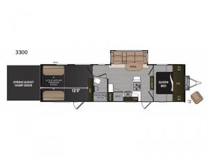 Rubicon 3300 Floorplan Image