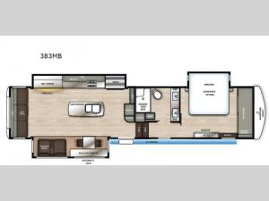 RiverStone 383MB Floorplan Image