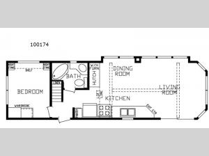 Country Manor 100174 Floorplan Image