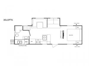 Riverside 30LOFTK Floorplan Image