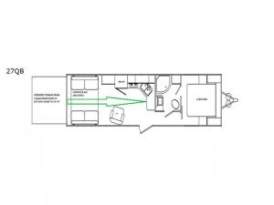 RPM 27QB Floorplan Image