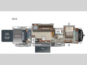 Seismic 4212 Floorplan Image
