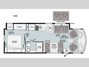 Adventurer 29B Floorplan Image