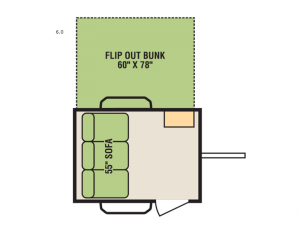 Quicksilver 6.0 Floorplan Image