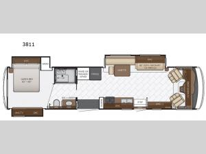 Bay Star 3811 Floorplan Image