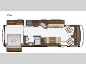 Bay Star 3014 Floorplan Image