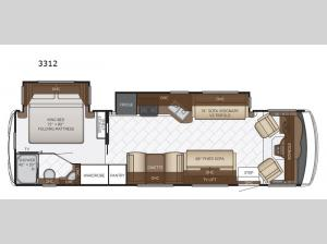 Bay Star 3312 Floorplan Image