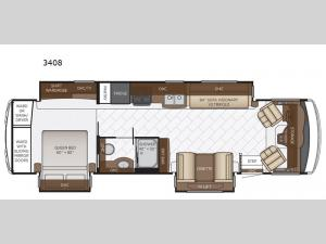 Bay Star 3408 Floorplan Image