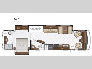 Bay Star 3616 Floorplan Image