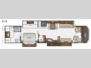 Mountain Aire 4118 Floorplan Image