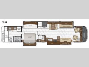 Mountain Aire 4551 Floorplan Image