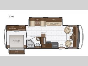 Bay Star Sport 2702 Floorplan Image