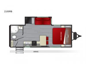MPG 2100RB Floorplan Image
