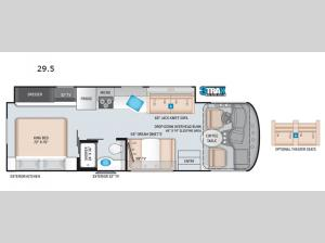 ACE 29.5 Floorplan Image