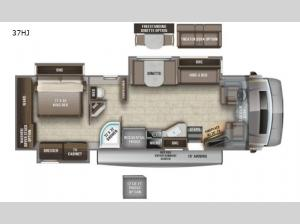 Accolade 37HJ Floorplan Image
