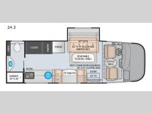 Axis 24.3 Floorplan Image