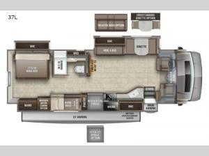 Accolade 37L Floorplan Image