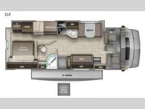 Esteem 31F Floorplan Image