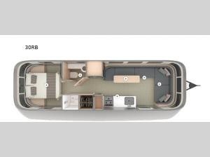 Globetrotter 30RB Floorplan Image