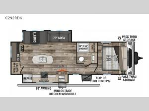 Connect C292RDK Floorplan Image