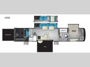 Cyclone 4200 Floorplan Image