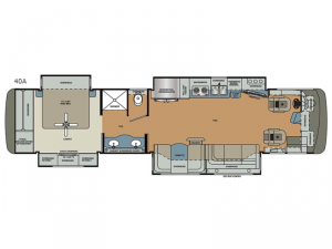 Berkshire XL 40A Floorplan Image
